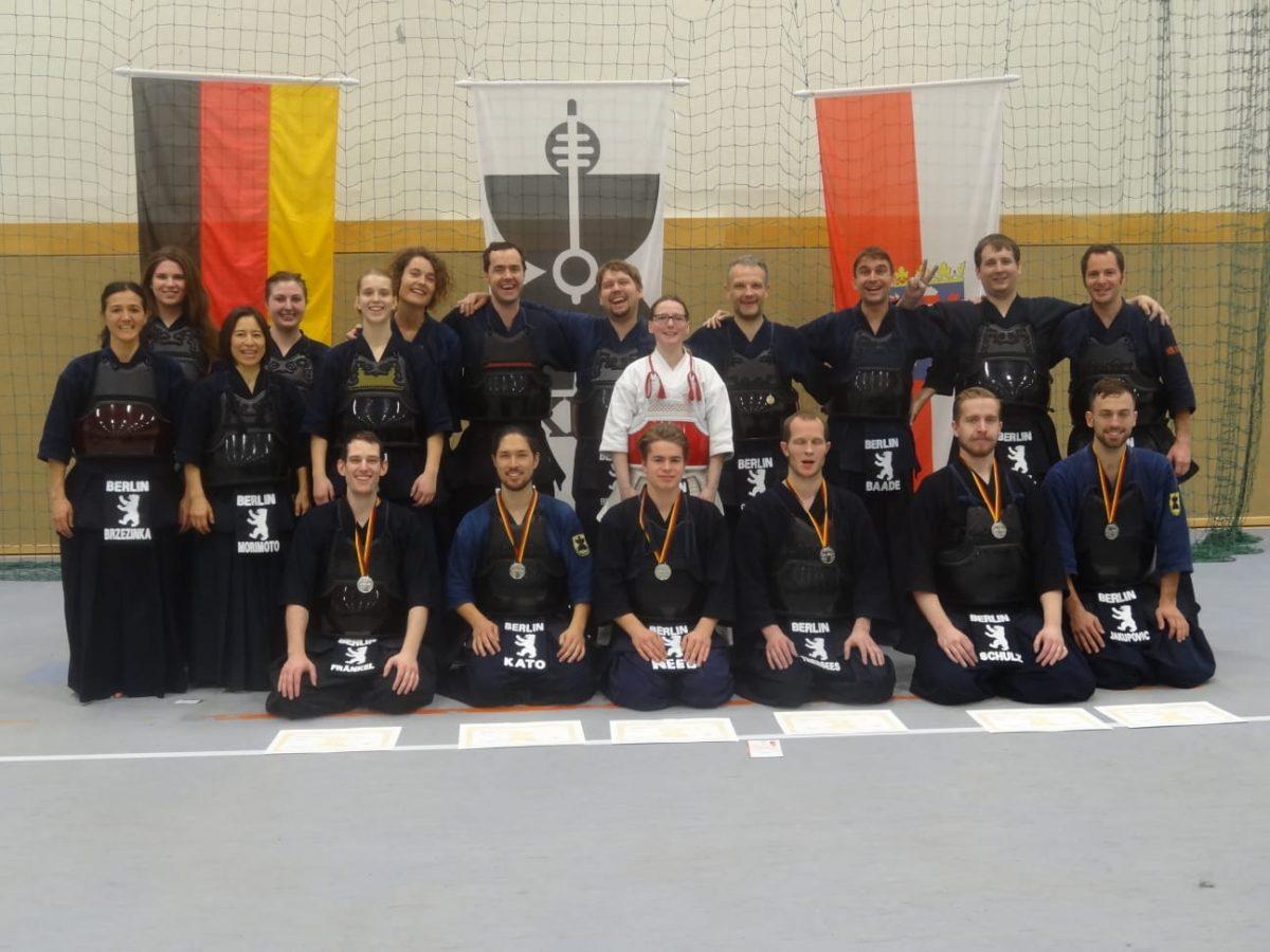 Deutsche Mannschaftsmeisterschaft 2018